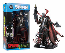 "Spawn: Rebirth Al Simmons 7"" Action Figure McFarlane Color Tops Blue Wave #10"