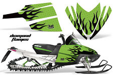 AMR Racing Arctic Cat M Series Snowmobile Graphic Kit Sled Wrap Decals DFLAME G