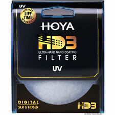 Hoya HD3 72mm UV Filter - Ultra-Hard 32-Layer Multi-Coated Filter XHD3-72UV