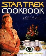 The Star Trek Cookbook by Ethan Phillips, (Paperback), Pocket Books/Star Trek ,