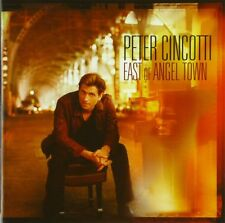 CD - Peter Cincotti - East Of Angel Town - #A3668