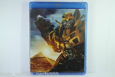 Transformers Rev. of the Fallen BLU RAY 2disc Special