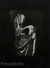 1950/78 JOSEF SUDEK Vintage Czech Photo Gravure ~ SCULPTURE ABSTRACT ~ Fine Art