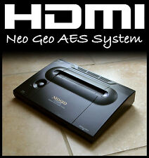 HDMI Neo Geo AES NGH System/Console • HDTV 720p/1080p, Stereo, UniBios 3.3 • SNK