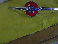 1936 Chevy NEW car grille emblem L@@@@@@@@@@@@@@@@@@K