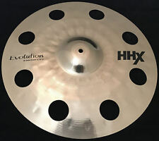 "18"" SABIAN HHX EVOLUTION OZONE CYMBAL - DAVE WECKL PERFECT CONDITION"