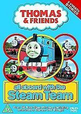 Thomas And Friends - All Aboard With The Steam Team - (DVD) (DVD, 2004)