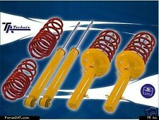 Kit Amortisseurs + Ressorts Sports Courts BMW e30 4 cylindres -60/-40mm 45mm