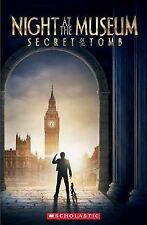 Night at the Museum: Secret of the Tomb (Scholastic Readers), Edwards, Lynda, Ne