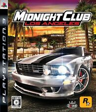 (Used) PS3 Midnight Club: Los Angeles  [Import Japan]((Free Shipping))