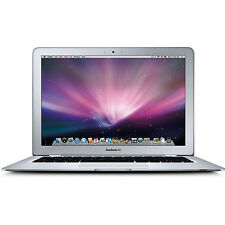 "Apple MacBook Air 13"" Core 2 Duo 2.13GHz 2GB 128GB SSD MC234 Mid-2009 A1304"