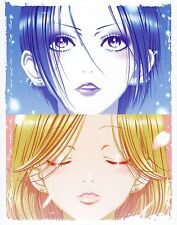 "Nana Poster Anime Art Silk Posters Wall Decor Prints 26x33"" Nna3"