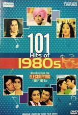 101 Hits Of 1980s - 101 Bollywood Songs DVD, 101 Songs In 3 DVD Set