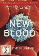 New Blood-Live In London von Peter Gabriel (2011), Neu OVP, DVD