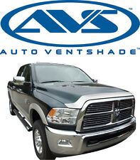 AVS 622051 Aeroskin Bug Shield Chrome Hood Protector 2010-16 Dodge Ram 2500 3500