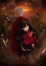 Poster A3 Fate Stay Night Tosaka Archer 01
