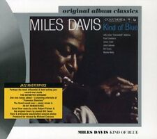 Kind Of Blue - Miles Davis (1997, CD NEUF) Feat. Coltrane/Adderly/Evans
