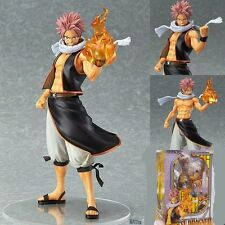 Hot! Anime Gift FAIRY TAIL Natsu Dragneel 1/7 PVC Figure Good Smile Company 23cm