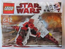 LEGO Star Wars 30050 Republic Attack shuttle space craft building hobby NIP