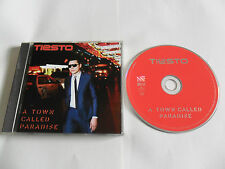 TIESTO - A Town Called Paradise (CD 2014) GERMANY Pressing