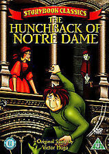 Storybook Classics: the Hunchback of Notre Dame [DVD]***FREE DELIVERY***  New