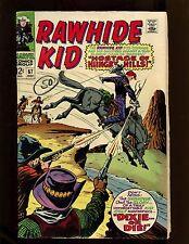 Rawhide Kid #67 VG+ Lieber Roth Trimpe Kid Colt