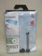 New Brabantia Cotton Ironing Board Cover B 124cm x 38cm Iced Water Design