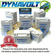 New Dynavolt Sealed Motorcycle Battery MGS7ZS (YTZ7S) BMW G450 G 450 10