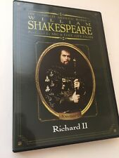 The Complete Dramatic Works of William Shakespeare - Richard II DVD