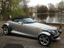 Chrysler: Prowler 2dr Roadster