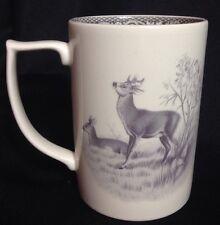 Spode Delamere Rural Deer Mug 12 oz Made in England NEW