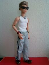 My Scene Barbie Boy Doll Blonde Hair & Blue Eyes Clothes Jewelry & Shoes