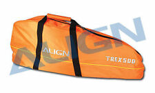 ALIGN HOC50002 T-REX 500 CARRY BAG/ORANGE 4048g