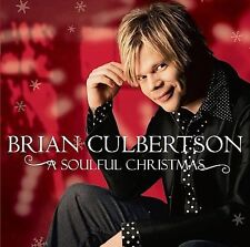BRIAN  CULBERTSON  Soulful Christmas  (CD)  Michael McDonald   GRP / Verve Music