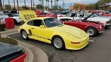 1974 Other Makes 911 V-8 Slantnose Turbo Widebody w/AC