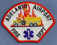 ADELANTO CALIFORNIA MUNICIPAL AIRPORT FIRE DEPARTMENT ARFF PATCH