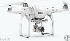 DJI Phantom 3 Advanced + One Battery 12mp 2.7K Drone Camera Brand New Jeptall