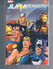 JLA vs Avengers Marvel vs DC Crossover by Perez & Busiek issues #1-4 PF 2004