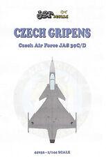 jbr44032/ JBr Decals - SAAB JAS-39C/D Gripen - Tschechische Luftwaffe - 1/144