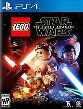 LEGO Star Wars: The Force Awakens (Sony PlayStation 4, 2016)