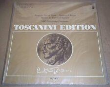 Toscanini RESPIGHI Pini di Roma, Fontane di Roma BERLIOZ - RCA AT 100 SEALED