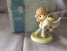 Precious Moments Disney Showcase Now You Can Fly 810037 Dumbo
