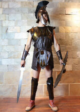 Wearable Medieval Crusader Troy Achilles Knight Armor Authentic Full Size