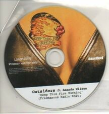 (707K) Outsiders ft Amanda Wilson, Keep This Fir- DJ CD