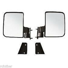 Golf Carts Side Rear View Mirror Set Club Car Yamaha Gas & Electric Electric car