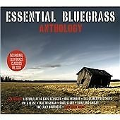 Various Artists - Essential Bluegrass Anthology (2 CD Set 2008)  Near mint cond