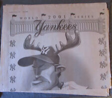 New York Yankees New York Daily News News Several Articles about the 2001 WS