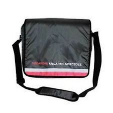 BAG Messenger Laptop School Formula One 1 Vodafone McLaren Mercedes Team F1 NEW!