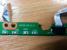 ADVENT MONZA T100 RED  LED CONTROL BOARD AND ZIF CABLE  60 DAYS RTB A3-W5
