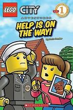 Sander, Sonia Lego City Adventures: Help Is on the Way! (Scholastic Reader: Leve